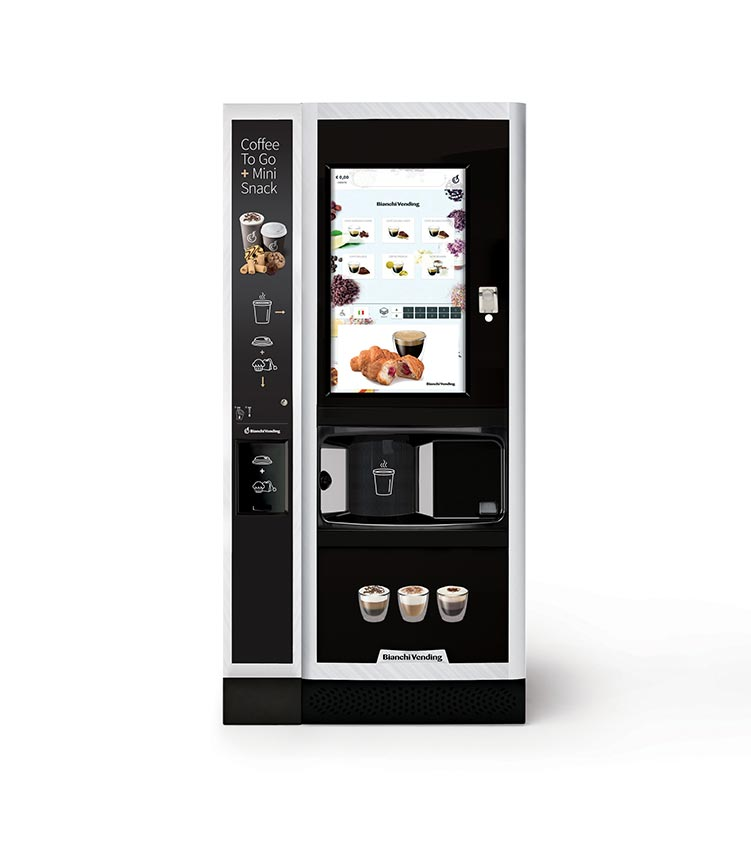 LEI700 PLUS 2CUPS TOUCH + COFFEE TO GO